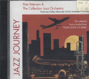Pete Petersen And The Collection Jazz Orchestra CD