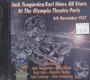 The Jack Teagarden / Earl Hines All Stars CD