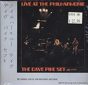 The Dave Pike Set CD