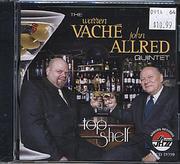 The Warren Vache - John Allred Quintet CD