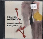 Ivo Perelman with Sirius Quartet CD