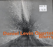Daniel Levin Quartet CD