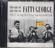 Fatty George CD