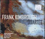 Frank Kimbrough CD