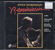 Spike Robinson CD