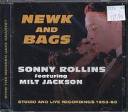 Sonny Rollins Featuring Milt Jackson CD