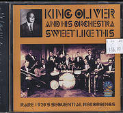 King Oliver & His Orchestra CD