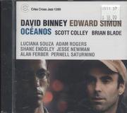 David Binney / Edward Simon CD