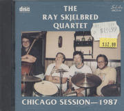 The Ray SKjelbred Quartet CD