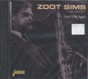 Zoot Sims Quartet CD