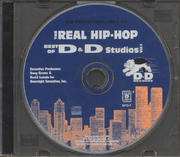 The Real Hip Hop: Best of D&D Studios Vol. 1 CD