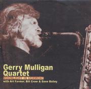Gerry Mulligan Quartet CD