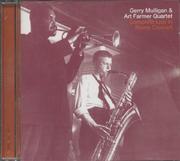 Gerry Mulligan & Art Farmer Quartet CD