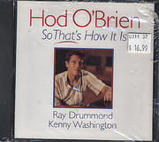 Hod O'Brien CD