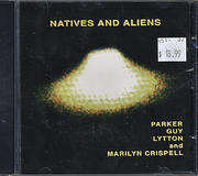 Parker / Guy / Lytton & Marilyn Crispell CD