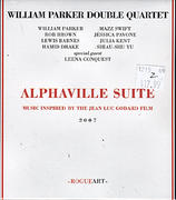 William Parker Double Quartet CD