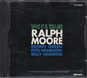 Ralph Moore CD