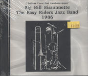 Big Bill Bissonnette & The Easy Riders Jazz Band CD