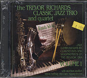The Trevor Richards Classic Jazz Trio and Quartet CD