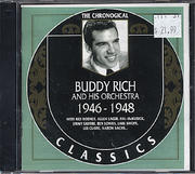 Buddy Rich & His Orchestra CD