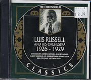 Luis Russell And His Orchestra CD