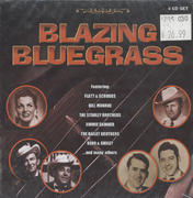 Blazing Bluegrass CD