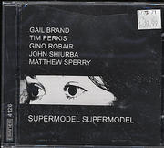 Supermodel Supermodel CD