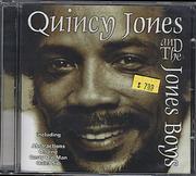 Quincy Jones & The Jones Boys CD