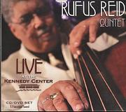 Rufus Reid Quintet CD
