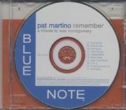 Pat Martino CD