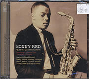 Sonny Red Quartet, Quintet & Sextet CD