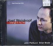 Joel Weiskopf CD