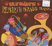 Rebirth Brass Band CD