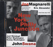 Joe Magnarelli / John Swana CD