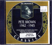 Pete Brown CD