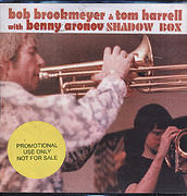 Bob Brookmeyer & Tom Harrell With Benny Aronov CD