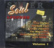 Super Soul Legends Vol.1 CD