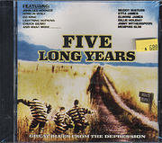Five Long Years (Great Blues From The Depression) CD