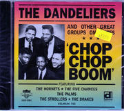 The Dandeliers & Other Great Groups on States CD