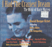David Berger Octet CD