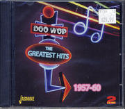 Doo Wop: The Greatest Hits, 1957-61 CD