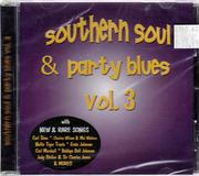 Southern Soul & Party Blues Vol. 3 CD