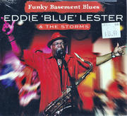 Eddie Lester and The Storms CD