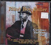 Blind Boy Fuller CD