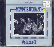 Memphis Jug Band CD