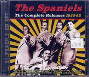 The Spaniels CD