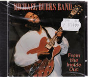 Michael Burks Band CD