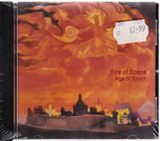 Fire Of Space CD