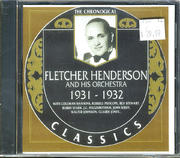 Fletcher Henderson And His Orchestra CD