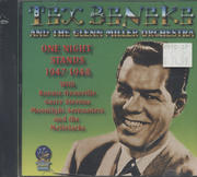 Tax Beneke And The Glenn Miller Orchestra CD